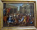 Nicolas poussin, retto delle sabine, 1637-38 ca..JPG