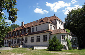 Hähnichen - Niederspree Castle