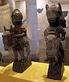 Nigeria, bini, due cavalieri.JPG