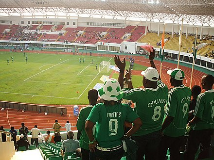 Supporters du Nigera
