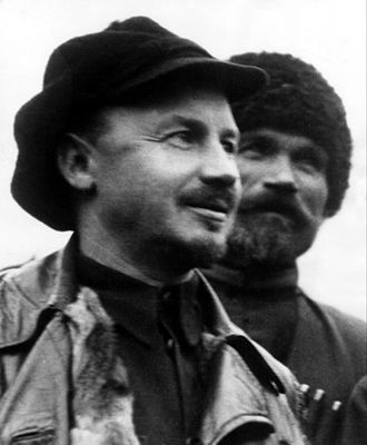 Milan Gorkić - Nikolai Bukharin, Gorkić's mentor