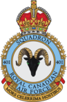 No.401 Squadron (WWII).png