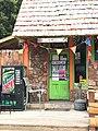 No sniveling sign at Sportsman's Bar in Alberton Montana 2017.jpg