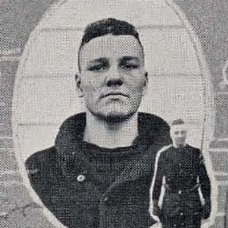 1921 College Football All-Southern Team - Noah Caton of Auburn.