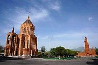 Nor Hachen, Armenia, Church of the Holy Saviour.jpg