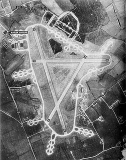 RAF North Witham World War II airfield in Lincolnshire, England