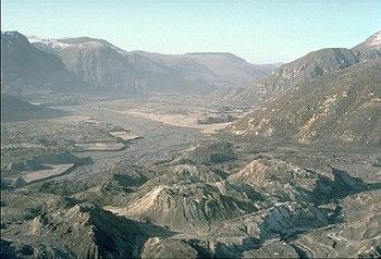 Mount St Helens radio metrisk dating