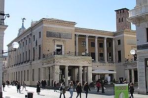 Pedrocchi Café - Image: North facade 2094