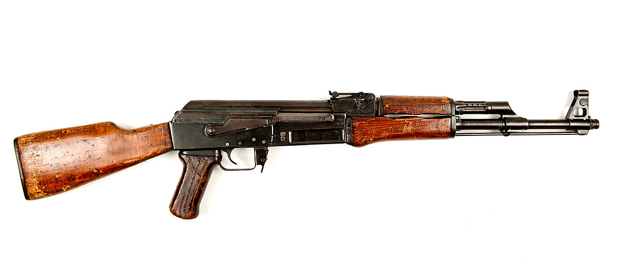 Type 58 Assault Rifle Wikipedia