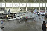 Northrop F-5A Dedication (8182945893).jpg