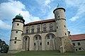 Nowy Wiśnicz, zamek, XVI, po 1620 6.jpg