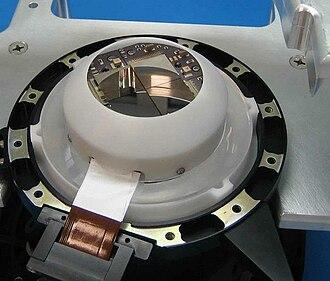 NuSTAR - One of NuSTAR's two detectors