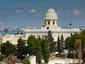 Real Instituto y Observatorio de la Armada - Image: Observatoriosanferna ndo