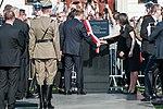 Odsłonięcie kamienia węgielnego pod pomnik Lecha Kaczyńskiego w Warszawie.jpg