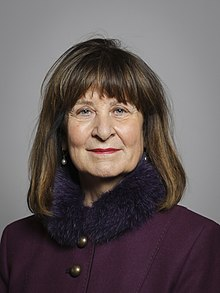 Official portrait of Baroness Kennedy of The Shaws crop 2, 2019.jpg