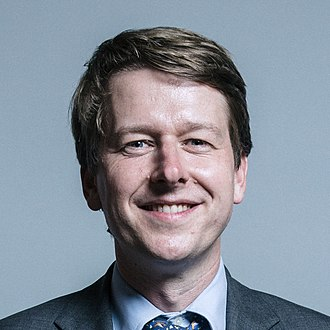 Department for Exiting the European Union - Image: Official portrait of Mr Robin Walker crop 3