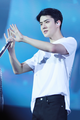 Oh Se-hun during The EℓyXiOn in Macau 05.png