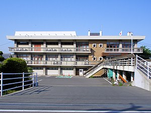 Minami-ku, Okayama - Ward office of Minami-ku