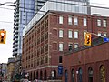 Old Christie biscuit factory, on George Street, now part of George Brown College, 2014 11 30 -a.jpg