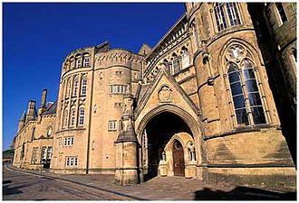 Aberystwyth University - Old College