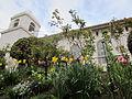 Old Laurelhurst Church, Portland, Oregon - garden.JPG