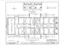 Old State Capitol Building, Markham and Center Streets, Little Rock, Pulaski County, AR HABS ARK,60-LIRO,1- (sheet 9 of 27).png