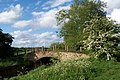 Old farm bridge across river Ouse, Bourton - geograph.org.uk - 431080.jpg