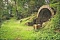 Old grotto near Kazdanga manor - panoramio.jpg