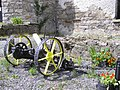 Old machinery, Wardtown Castle (2) - geograph.org.uk - 1422758.jpg
