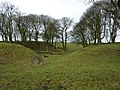 Old quarry on Bank Hey - geograph.org.uk - 2311752.jpg