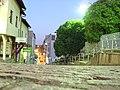 Old street near zeleni venac - panoramio.jpg