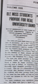 Ole Miss to create student band February 15th, 1924.png