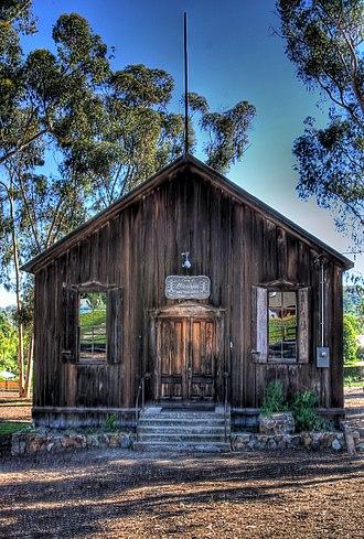 Olivenhain, Encinitas, California - Image: Olivenhain Meeting Hall