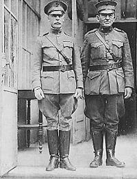 Omar Bundy & John A. Lejeune