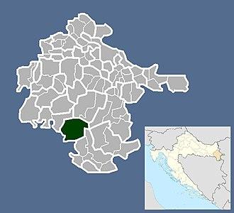 Bošnjaci - Image: Općina Bošnjaci