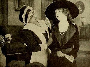 Warner Bros. - Lobby card from Open Your Eyes (1919)
