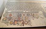 Opus sectile da triclinium terza domus dell'ex-vescovado di rimini, fine I-inizio II sec. 01.JPG