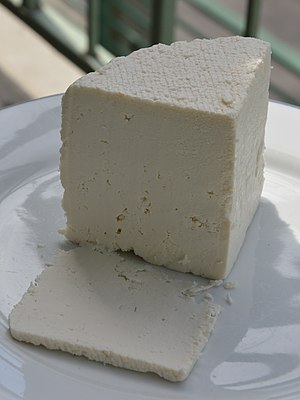 Whey cheese - Urdă is a whey cheese