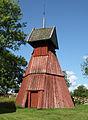 Ornunga gamla kyrka klockstapel.JPG