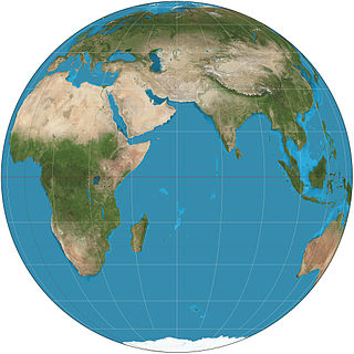 Orthographic projection in cartography map projection of cartography