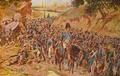 Os Franceses na Primeira Invasão (Roque Gameiro, Quadros da História de Portugal, 1917).png