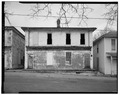 Oscar F. and Cletus Mitchell House, 627-29 Gallagher Street, Springfield, Clark County, OH HABS OHIO,12-SPRIF,23-1.tif