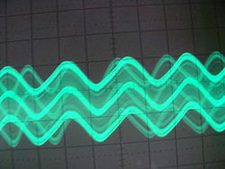 meaning of oscilloscope