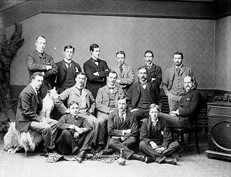 Rideau Hall Rebels - Rideau Hall Rebels, 1894