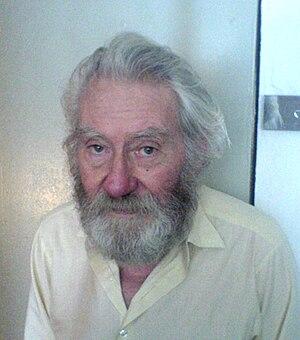Otto Piene - Otto Piene in 2007