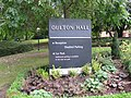 Oulton Hall Sign 2016.jpg