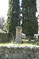 Overview of wayside cross in Horní Teplice, Teplice nad Metují, Náchod District.jpg