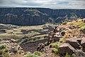 Owyhee Canyon Overlook, Owyhee River Canyon Wilderness Study Area (38948417124).jpg