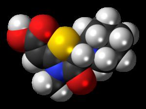 Ozolinone - Image: Ozolinone 3D spacefill