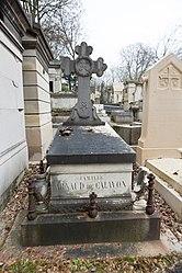 Tomb of Arnaud de Calavon